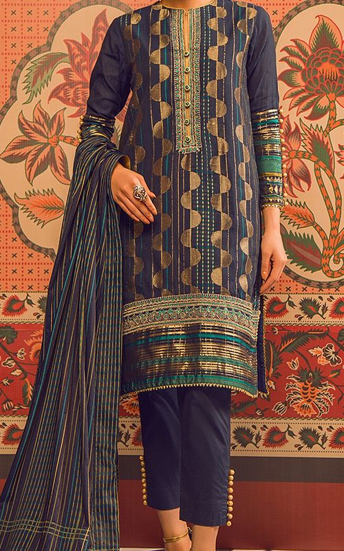 Pakistani Lawn Eid Collections