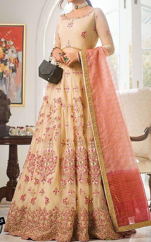 Buy Pakistani Designer Chiffon