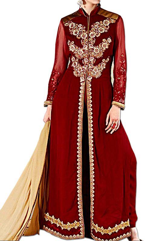 Pakistani Semi Party Dresses