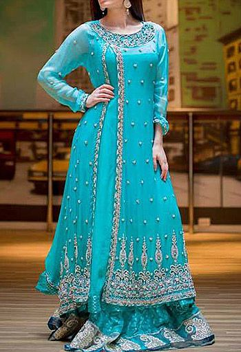 Various Types And Styles Of Pakistani Wedding Dresses In This Season