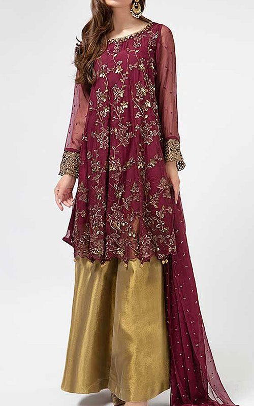 Pakistani Anarkali Dresses