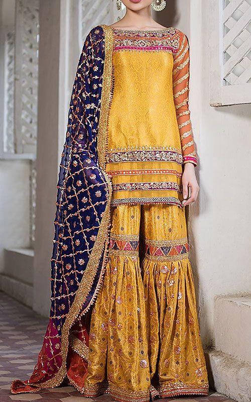 Pakistani Designer Party Wear Dresses