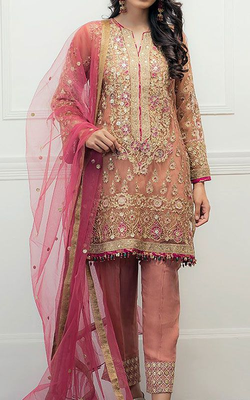 Pakistani party and formal dresses