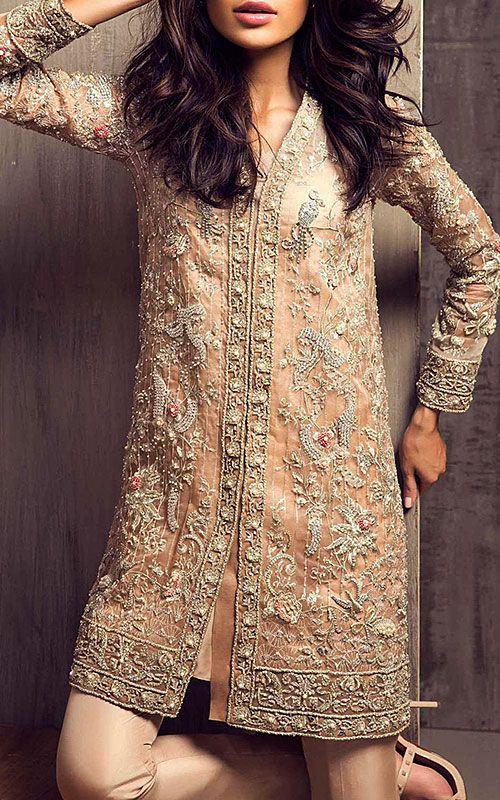 Pakistani formal dressses