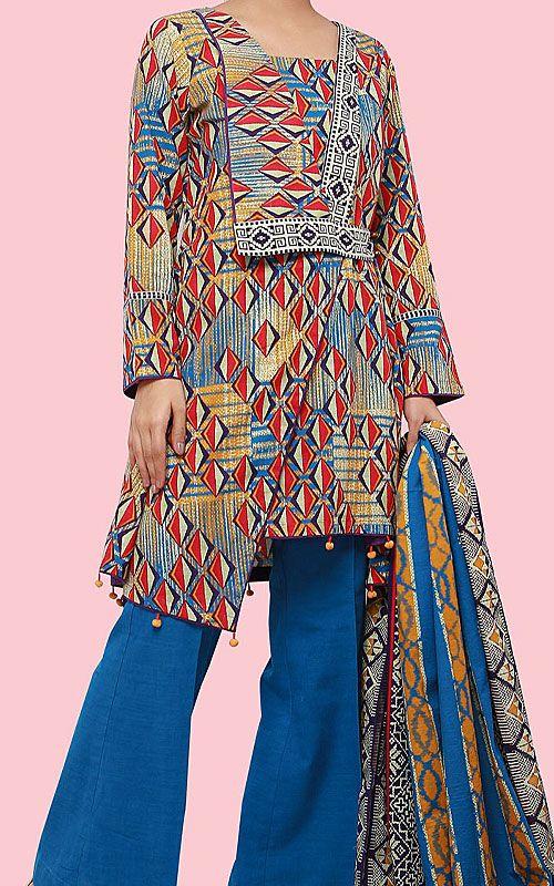 Winter Dresses in Pakistan