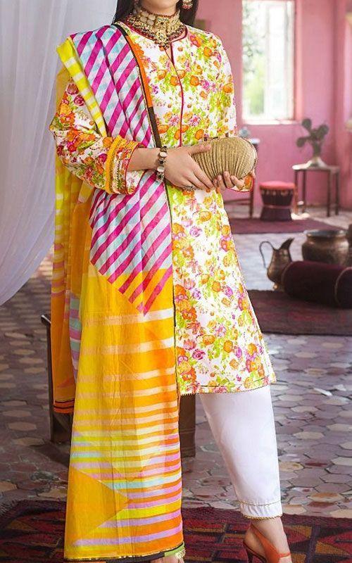 Pakistani Lawn Suits Online
