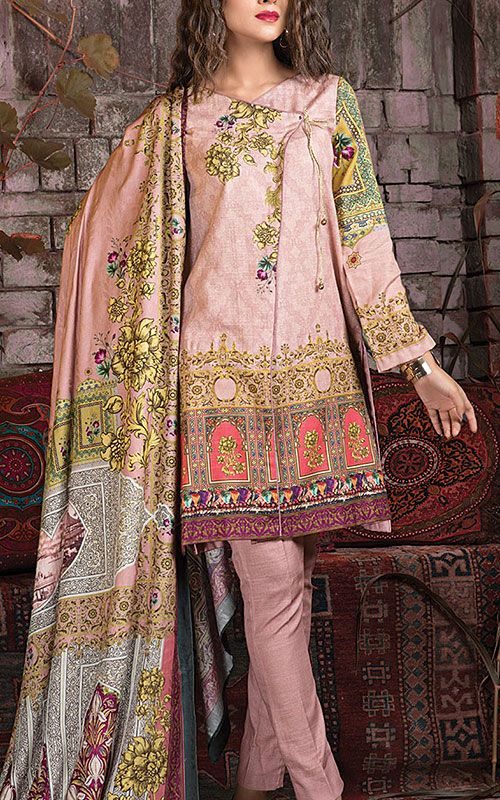 Winter collections in Pakistan