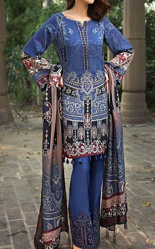 Pakistani Winter Dresses