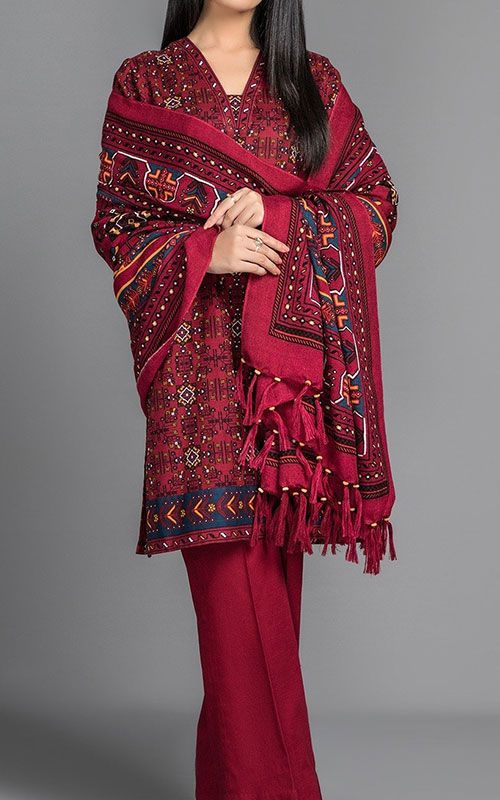 Buy Pakistani Winter Dresses Online