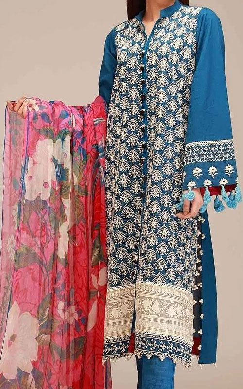 Pakistani winter dresses in USA