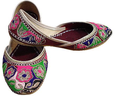 Khussa for ladies