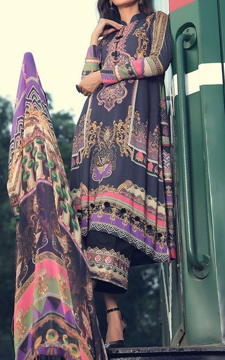 Pakistani winter collections