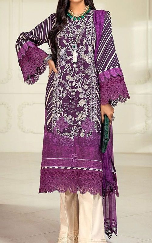 Buy Pakistani Winter Dresses