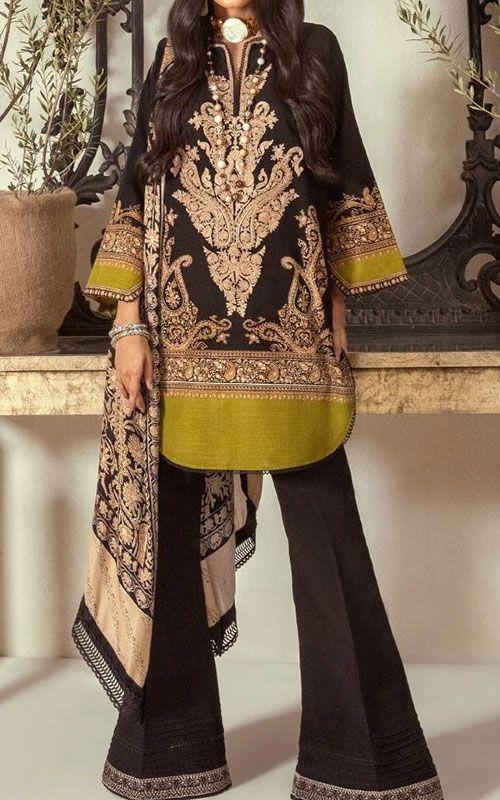 Sana Safinaz Winter Collection 2021