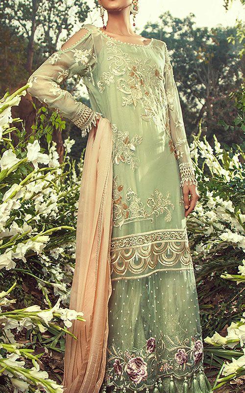 Designer Chiffon Dresses
