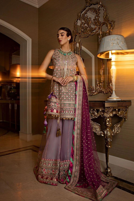 Buy Pakistani Designer Chiffon Dresses