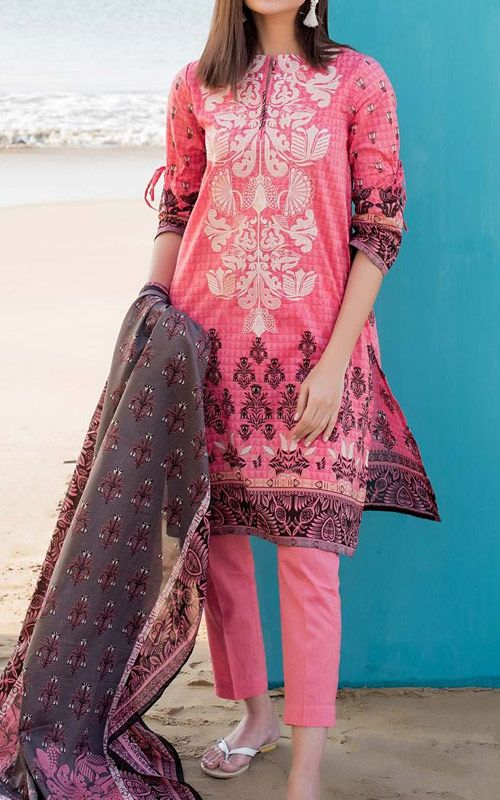 f8c9aa608e Khaadi Lawn Spring Collection 2018 is Astonishing | 786Shop.com