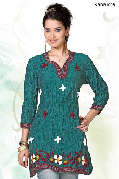 Pakistani kurti dress