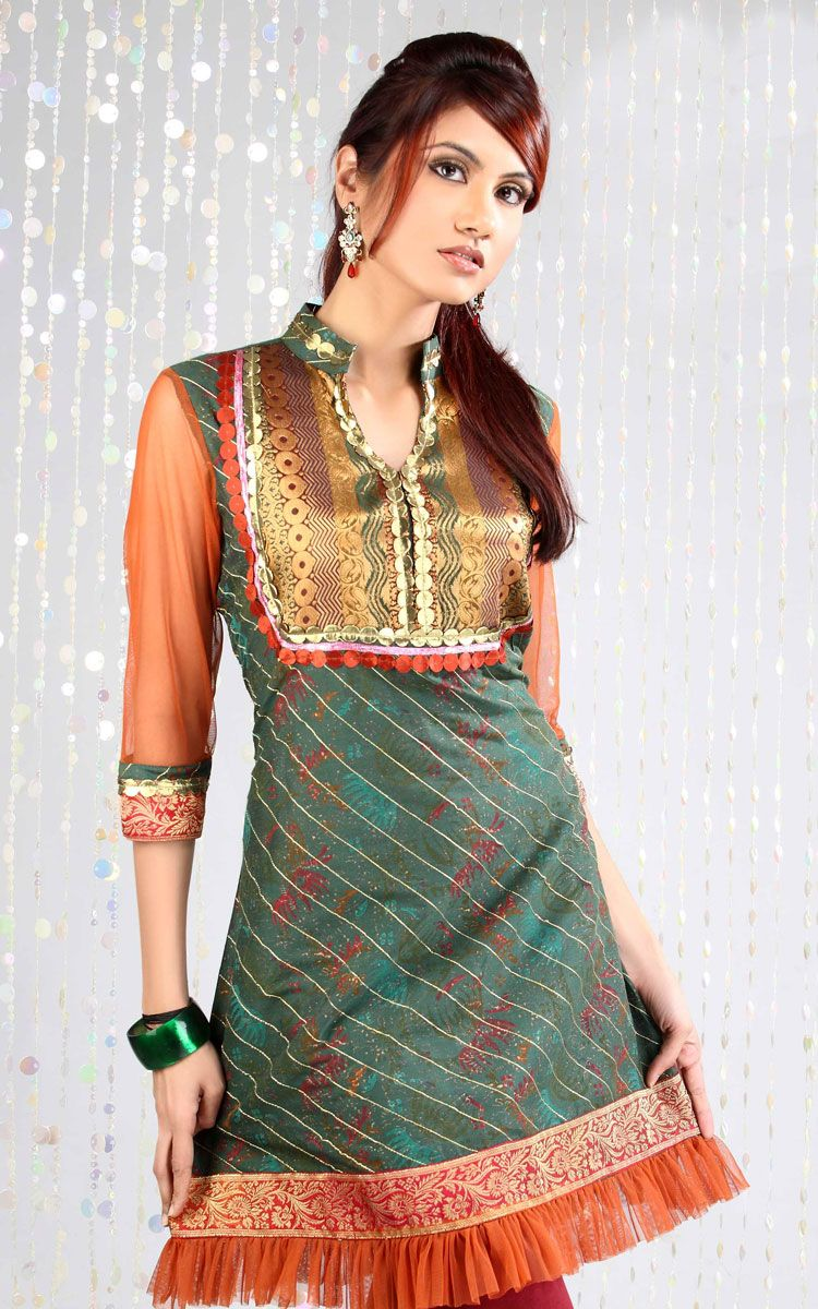 Pakistani tunic