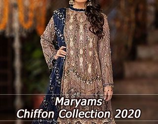 Maryums Chiffon Collection