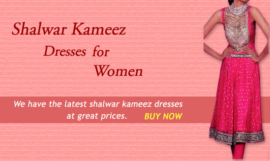 Shalwar kameez dresses for women, Indian dresses, Pakistani dresses online.