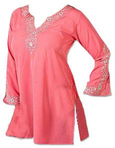 Pink Georgette Kurti  | Pakistani Dresses in USA