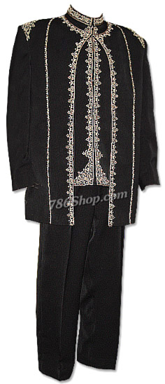 Prince Suit 21 (3 pc.) | Pakistani Dresses in USA