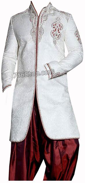 Modern Sherwani 21   Pakistani Sherwani Online, Sherwani for Men