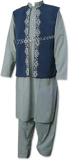 Waistcoat Suit | Pakistani Dresses in USA