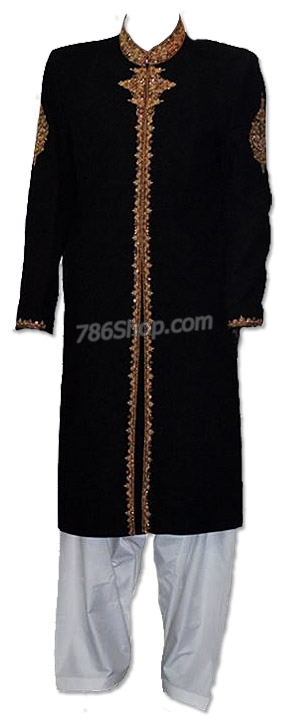 Sherwani 187 | Pakistani Sherwani Online, Sherwani for Men
