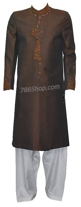 Sherwani 189 | Pakistani Sherwani Online, Sherwani for Men