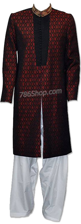 Sherwani 191 | Pakistani Sherwani Online, Sherwani for Men