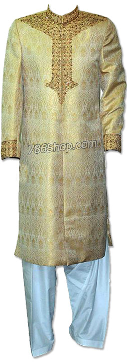 Sherwani 193 | Pakistani Sherwani Online, Sherwani for Men