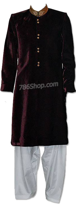 Sherwani 194 | Pakistani Sherwani Online, Sherwani for Men