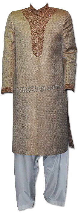 Sherwani 195 | Pakistani Sherwani Online, Sherwani for Men