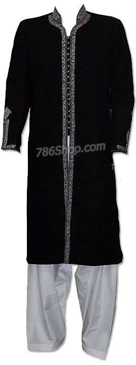 Sherwani 196 | Pakistani Sherwani Online, Sherwani for Men