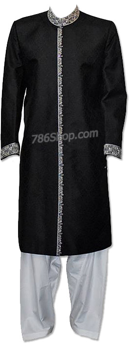 Sherwani 198 | Pakistani Sherwani Online, Sherwani for Men