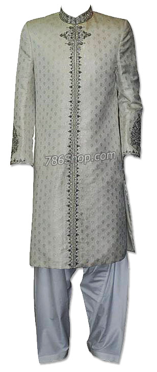 Sherwani 202 | Pakistani Sherwani Online, Sherwani for Men