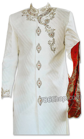 Sherwani 205 | Pakistani Sherwani Online, Sherwani for Men