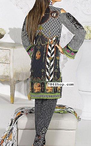 Black Lawn Suit   Pakistani Lawn Suits in USA