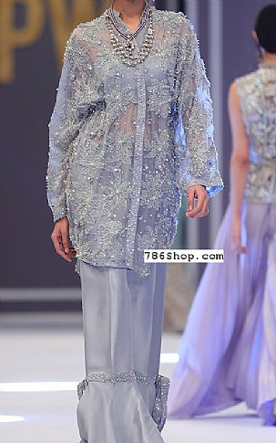 Lilac Chiffon Suit | Pakistani Party and Designer Dresses in USA