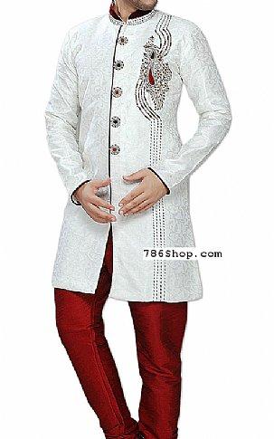 Modern Sherwani 74 | Pakistani Sherwani Online, Sherwani for Men