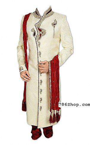 Sherwani 207 | Pakistani Sherwani Online, Sherwani for Men