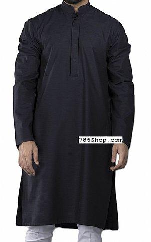 Black Men Shalwar Kameez | Pakistani Dresses in USA