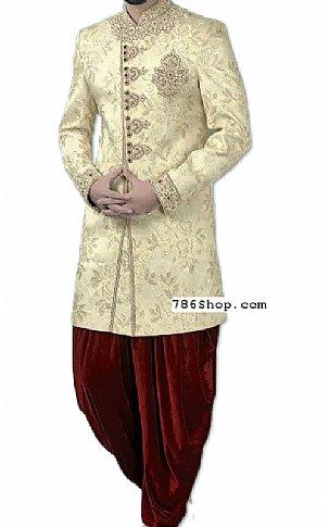 Modern Sherwani 81 | Pakistani Sherwani Online, Sherwani for Men
