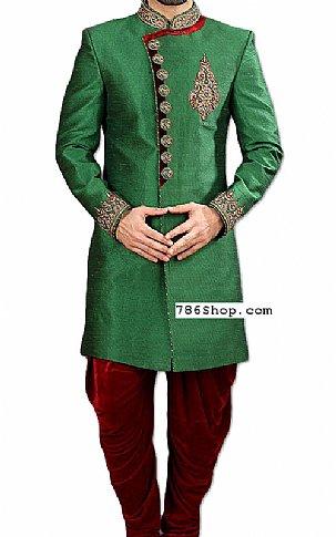 Modern Sherwani 92 | Pakistani Sherwani Online, Sherwani for Men