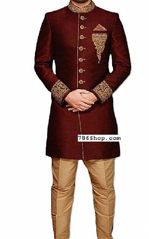 Modern Sherwani 107 | Pakistani Sherwani Online, Sherwani for Men
