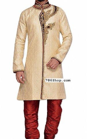 Modern Sherwani 113 | Pakistani Sherwani Online, Sherwani for Men
