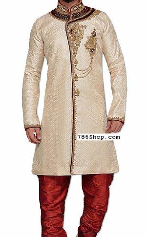 Modern Sherwani 114 | Pakistani Sherwani Online, Sherwani for Men