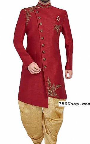 Modern Sherwani 120   Pakistani Sherwani Online, Sherwani for Men